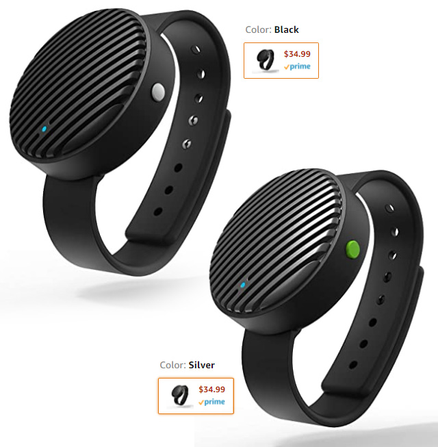 Boomband Speaker In Black Or Silver