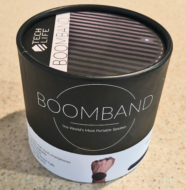 Boomband Wrist Speaker Review