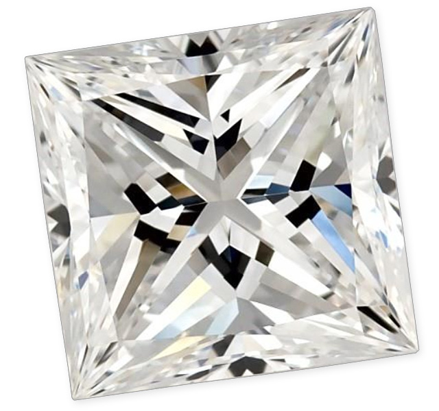 The Best Princess Cut Diamond For 6 Grand