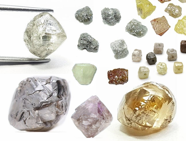 Natural Rough Diamonds For Sale