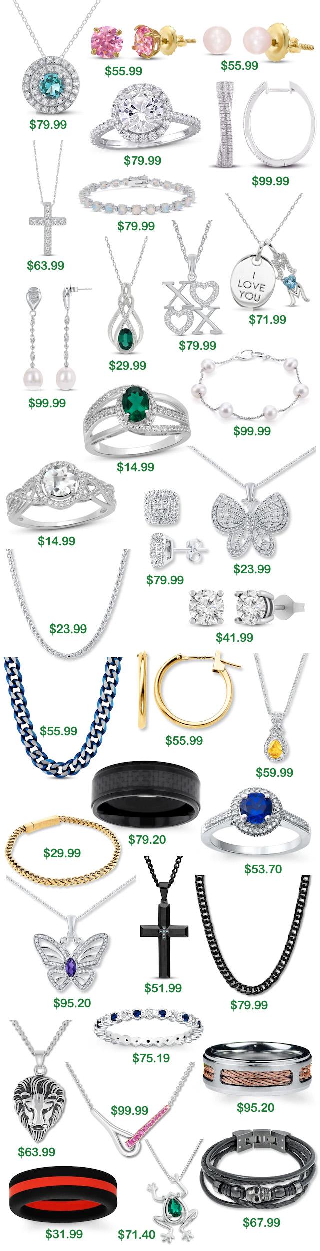 Black Friday 2020 Jewelry Deals Under 100 Dollars
