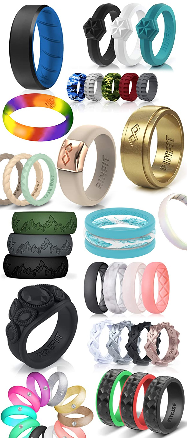 Other Silicone Rings