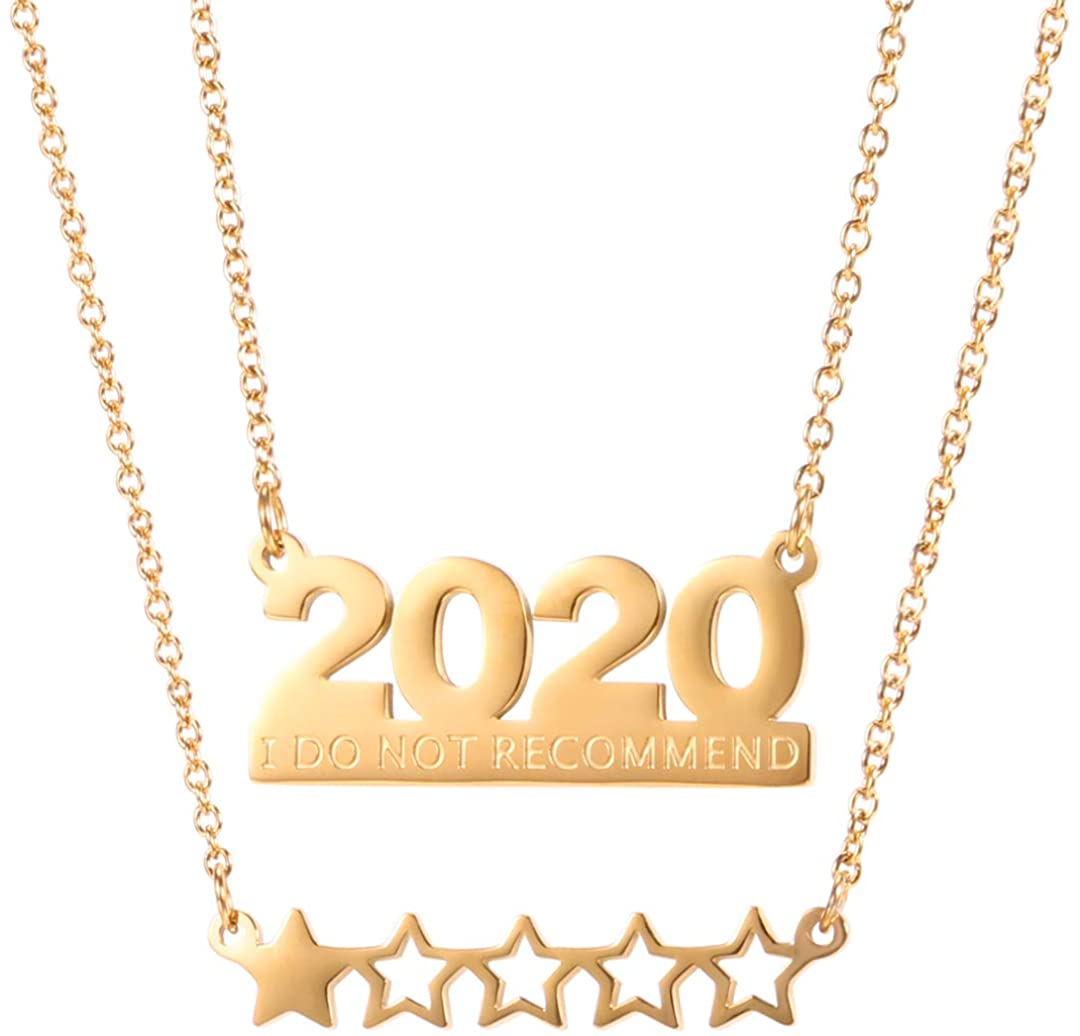 2020 WOULD NOT RECOMMEND JEWELRY