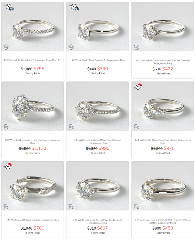 25-Percent-Off-Engagement-Rings