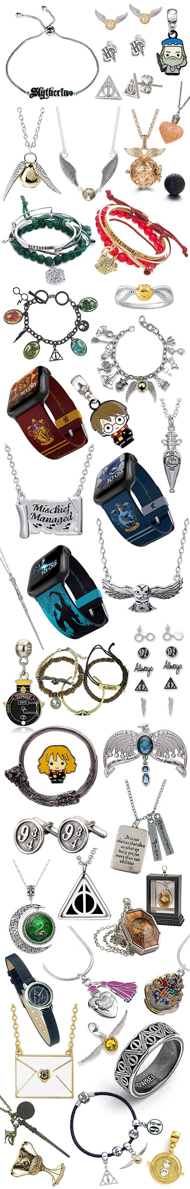 THE COOLEST HARRY POTTER JEWELRY