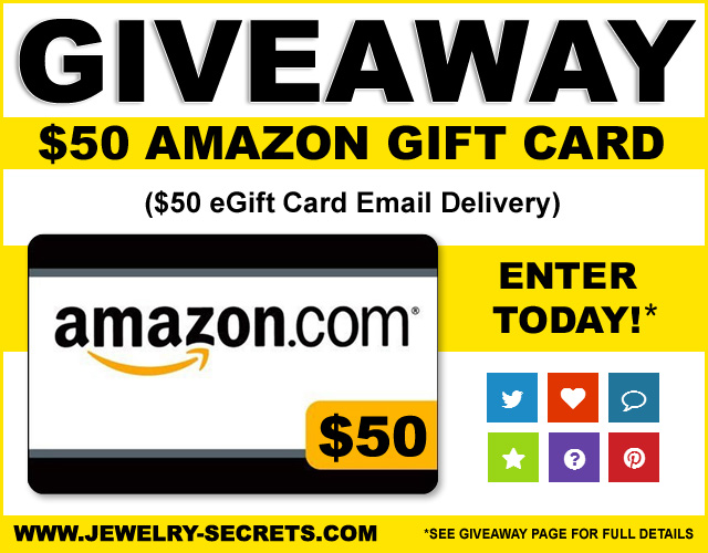 Jewelry Giveaway Contest 37