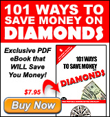 Save Money On Diamonds eBook!